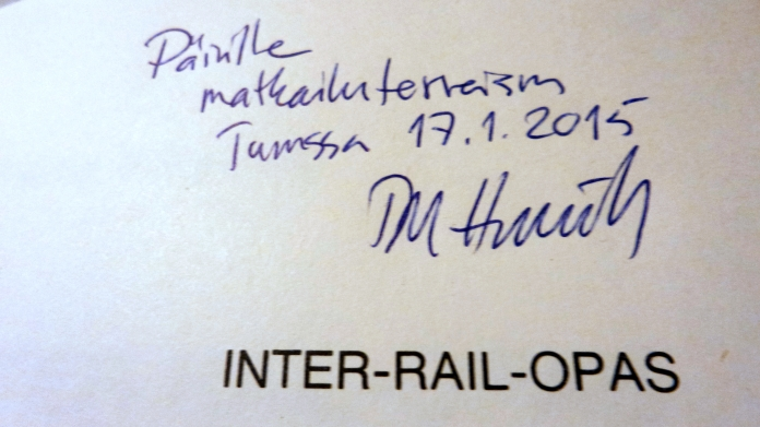 Haaviston signeeraus