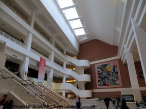 British Library, aulaa