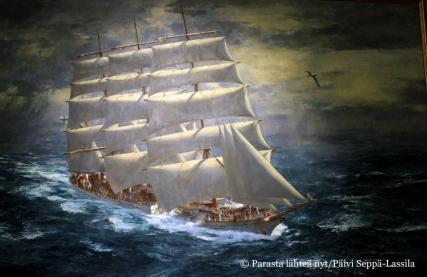 7. Herzogen Cecilien maalasi Dennis Adams Sydneyssä vuonna 1977.