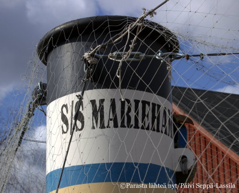 8. Pub Niska Maarianhaminan merikorttelissa, Sjökvarteret -alueella.