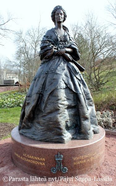 Maarianhamina perustettiin 21. helmikuuta 1861. Kaupunki on saanut nimensä Maria Aleksandrovnan, Venäjän keisari Aleksanteri II:n puolison mukaan.