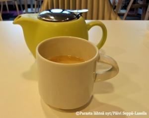 Scandicin hotelli oman teeannoksen sai tehdä kannuun.