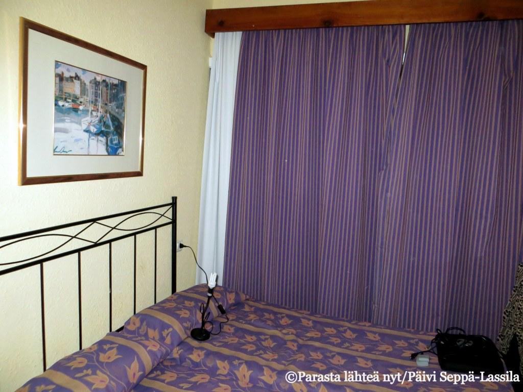 Hotelli Teneriffalla.