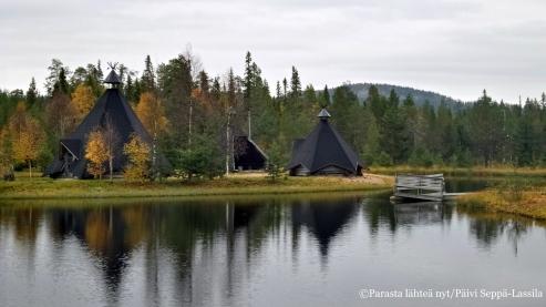 Salonkijärvi.