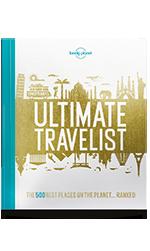Lonely Planet on listannut ja laittanut järjestykseen maailman parhaat nähtävyydet.