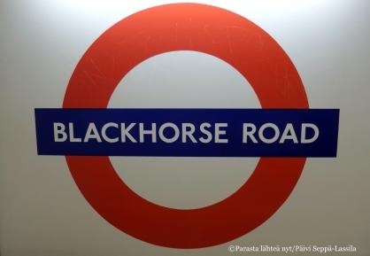 Blackhorse Road.