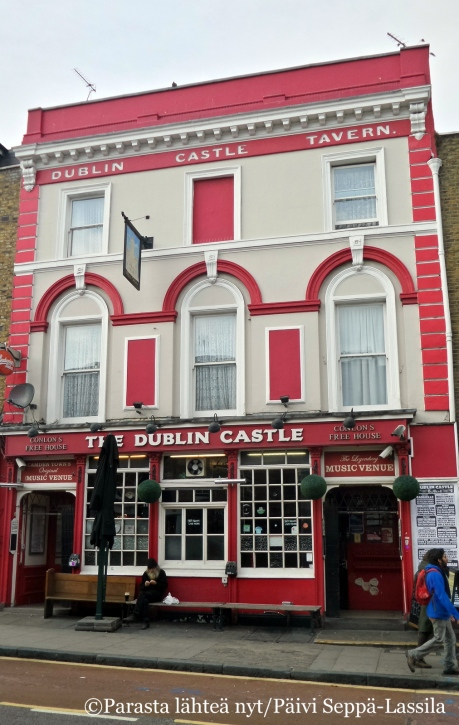 The Dublin Castle, Lontoo