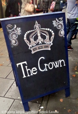 The Crown, Lontoo