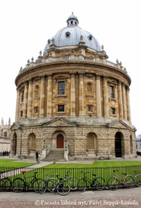 Radcliffe Camera.
