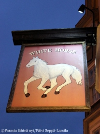 White Horse, Oxford