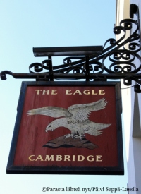 The Eagle, Cambridge