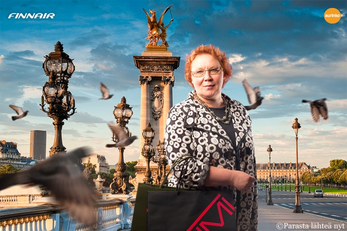 Matkamessuilla on tarjolla koko maailma. Vuoden 2015 messuilla päädyin yllättäen Pariisiin.