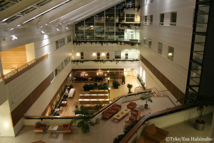 Tyksin T-sairaalan pääsuunnittelija on arkkitehti Mikael Paatela Arkkitehtitoimisto Paatela & Co:sta.
