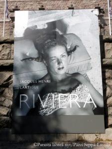 Riviera-näyttely Turun taidemuseossa saattoi inspiroida lähtemään Nizzaan.