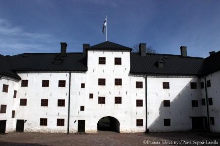 56. Turun linnassa voi päästä viettämään renesanssijuhlia 1500-luvun tyyliin.