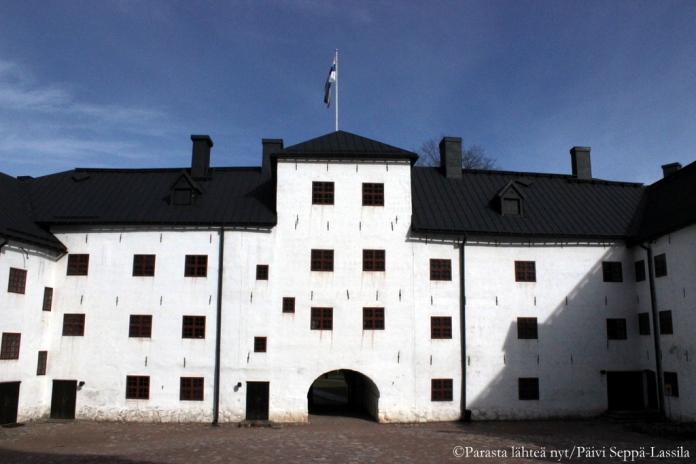 Turun linnassa voi päästä viettämään renesanssijuhlia 1500-luvun tyyliin.