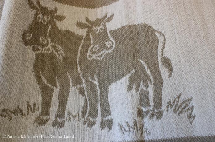 Lehmä-laudeliinat