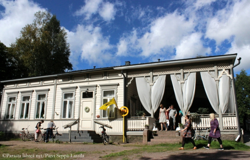 73. Kappeli, Loviisa.