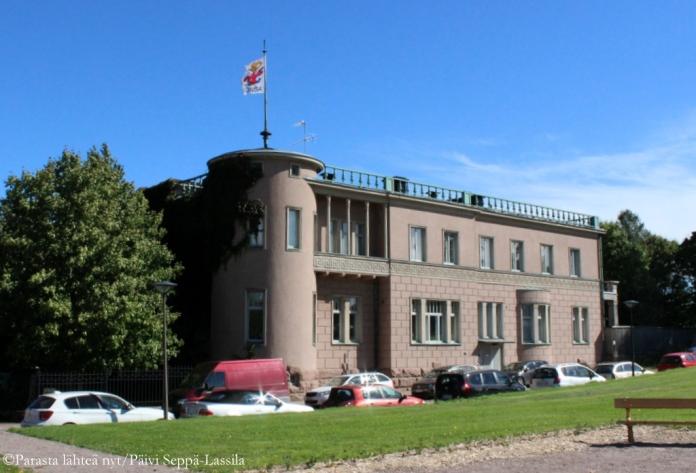 Bongan linna löytyy Loviisan kirkon lähettyviltä osoitteesta Linnankuja 1 (sisäänkäynti Lukkarinkujalta).