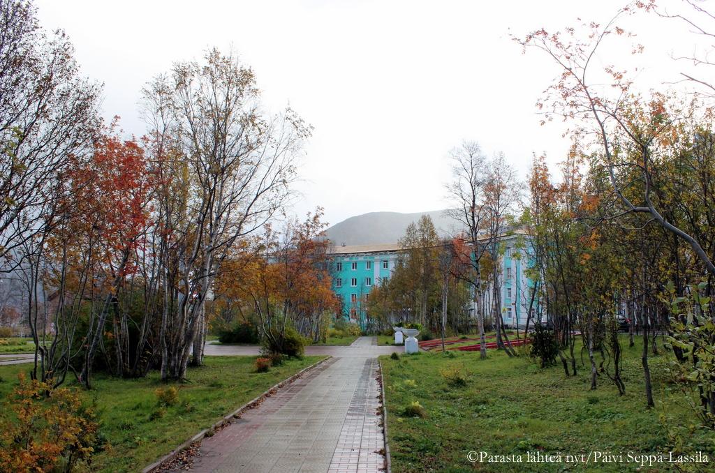 Kirovskin puistoa