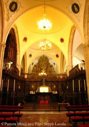 Santa Maria la Mayor-kirkko.