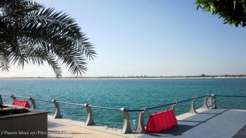 The Corniche.