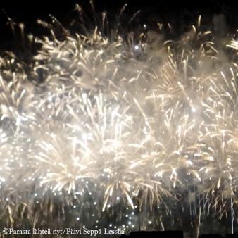 Onnea uudelle vuodelle 2015!