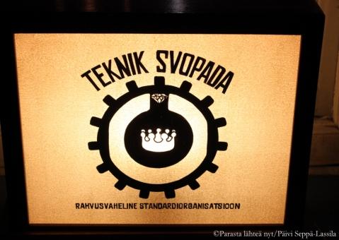 Teknik Svopadan logo.