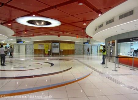 Metroasema Dubaissa.