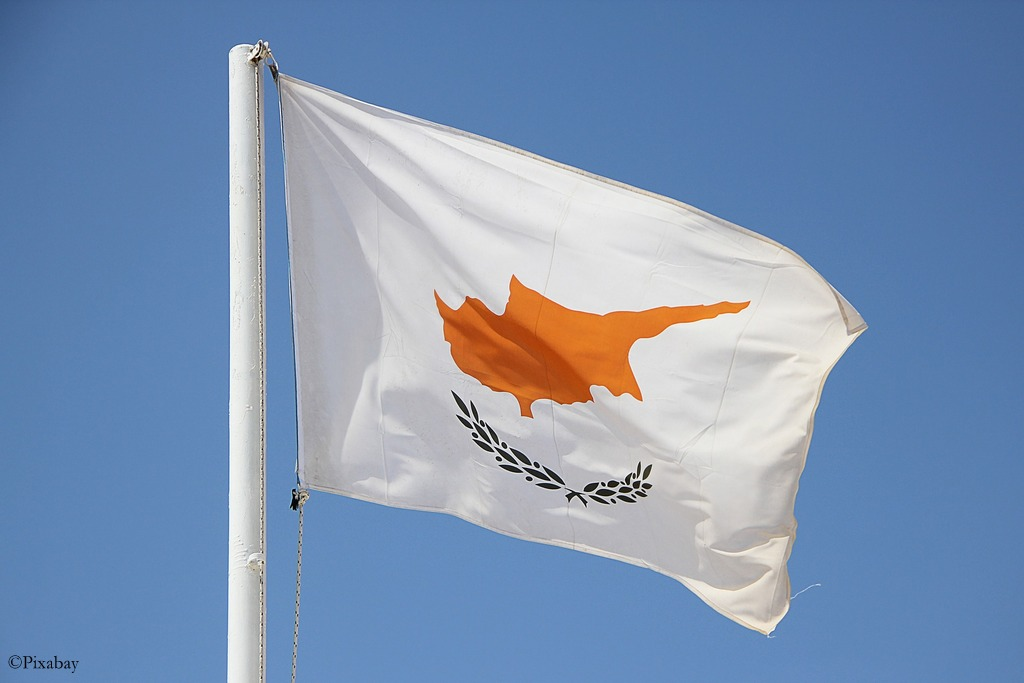 Kyproksen lippu