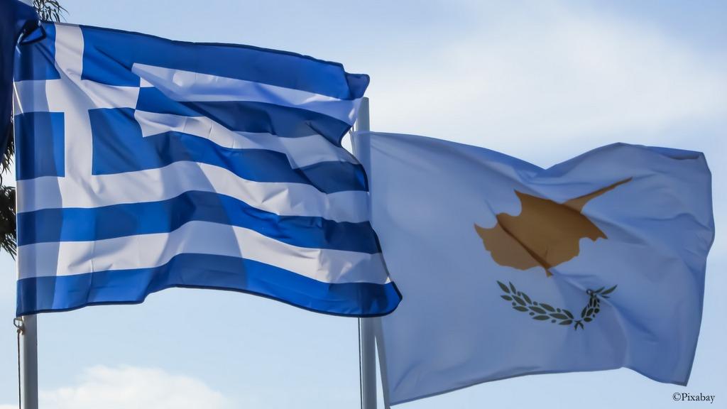 Kyproksen ja Kreikan kiput