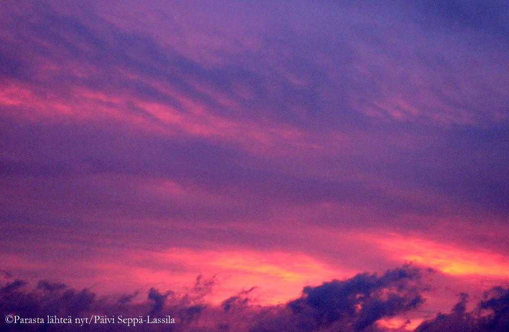 Tammikuun taivas