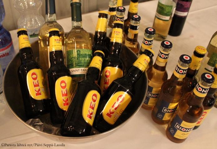 Keo-olutta