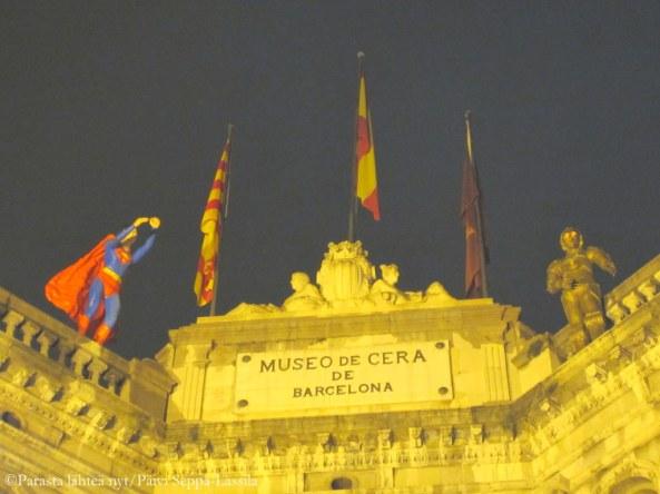 Museo de Cera (vahakabinetti).