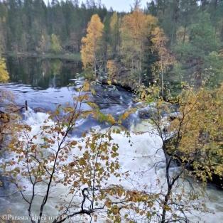 Myllykoski Kuusamossa.