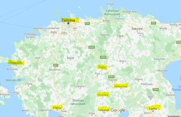 Kulttuurimatka Viroon Haapsalu Ja Parnu Parasta Lahtea Nyt