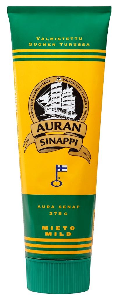 sinapps, Auran Sinappi
