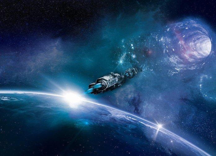Avaruus, maailmankaikkeus